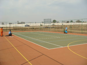 KM courts