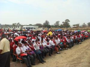 Kwena sports complex opening