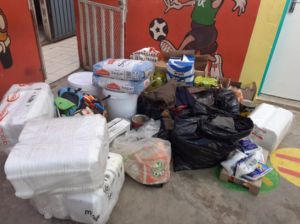 Food supplies for Sechaba Support Project